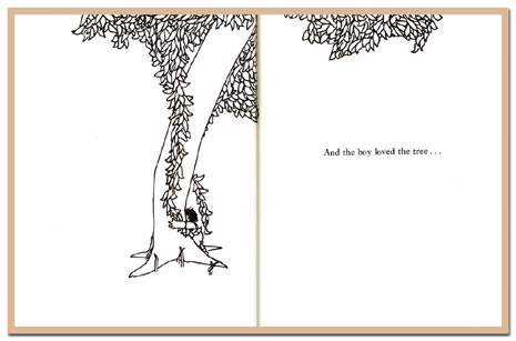 Bedtime Stories The Giving Tree And The Tree Was Happy